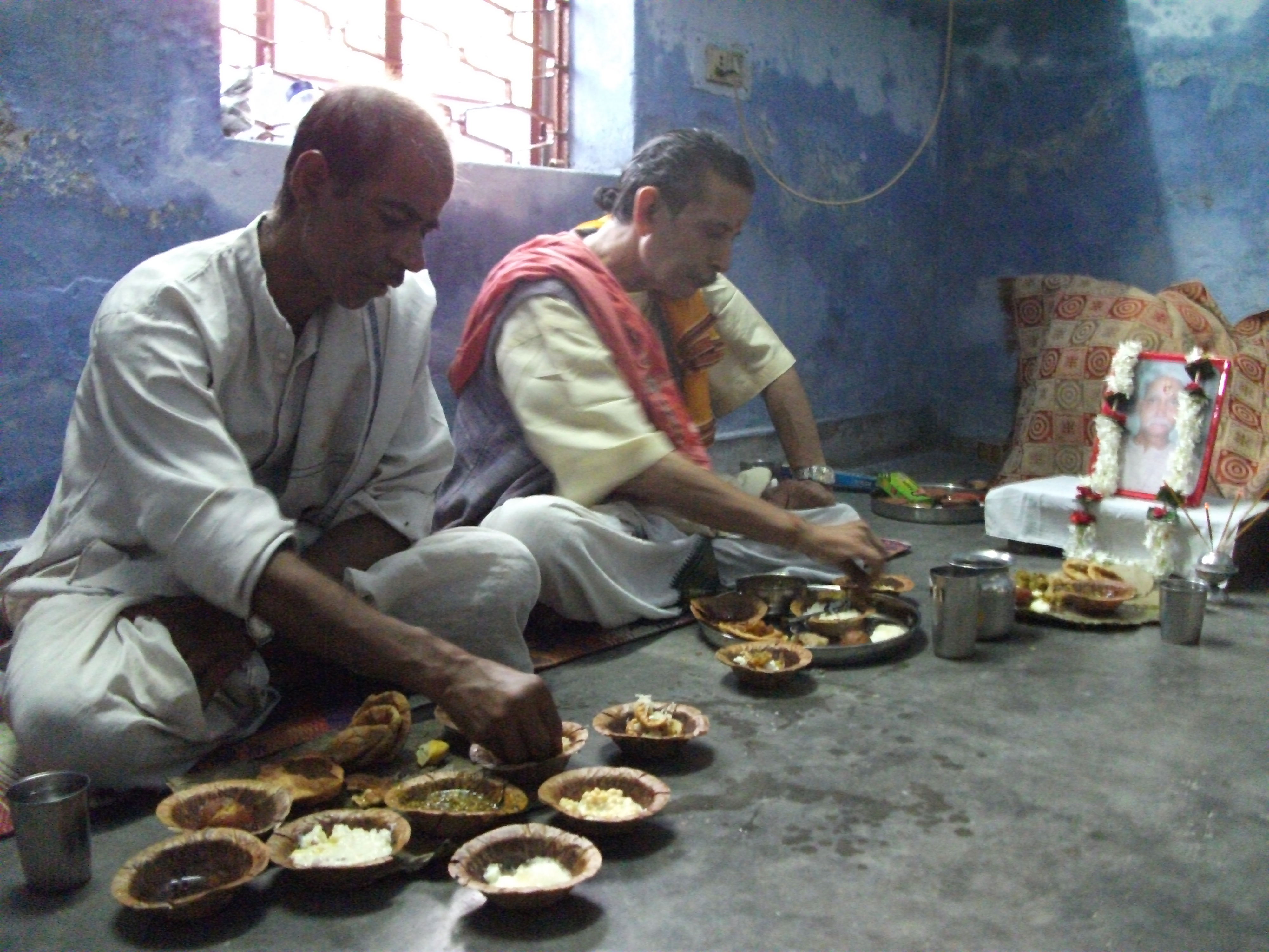 Vedic rituals after death in a Brahmin Family Esprito Kashi
