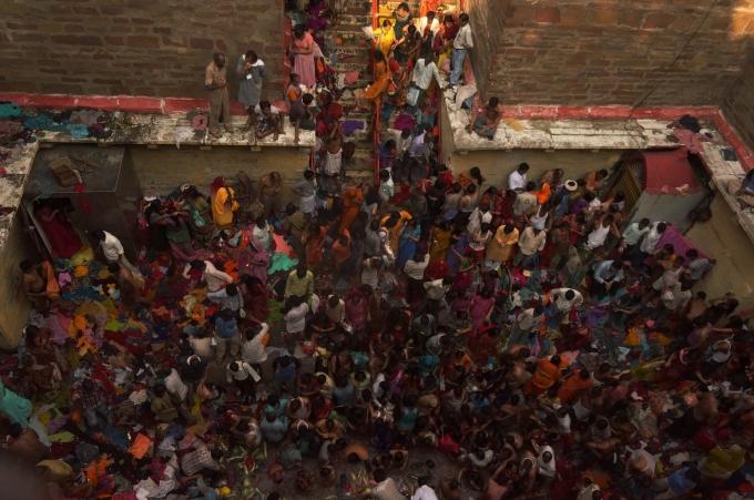 Lolark Chhath, Varanasi