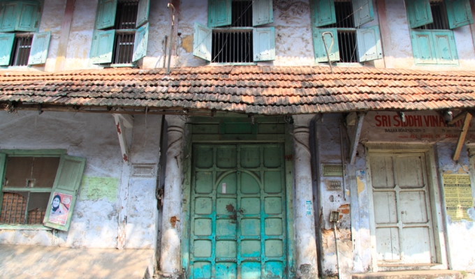 The Doors of Kashi