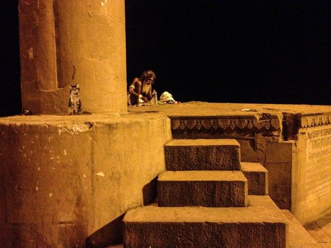 Praxis of life (Banaras, 2014)