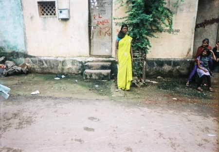 Pooja's Mother