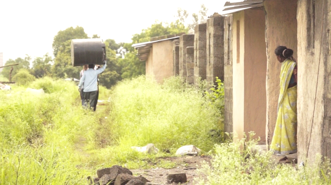 Mission Menauli | New houses for the Katkari Tribe |Sapana.org