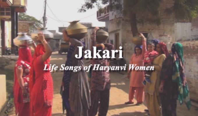 Jakari | Life songs of Haryanvi Women (Ethnographicfilm)