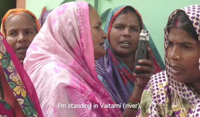 Nirgun folk song | Vaitarni | Women from Naad village in Bihar | Englishsubs