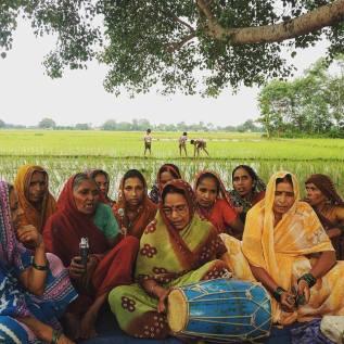 Gram Sanskriti Chaupal | Folklore documentation drive in Karakat,Bihar