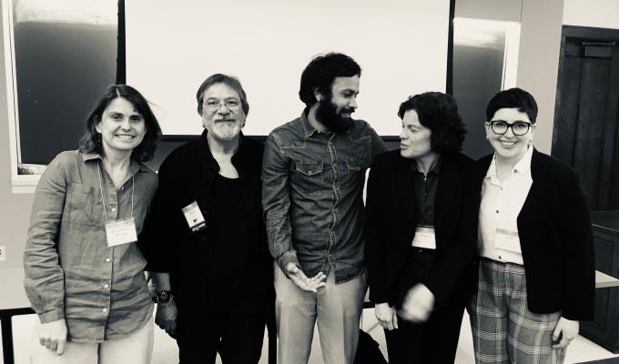 Panel participation at ICQI, University of Illinois-UrbanaChampaign